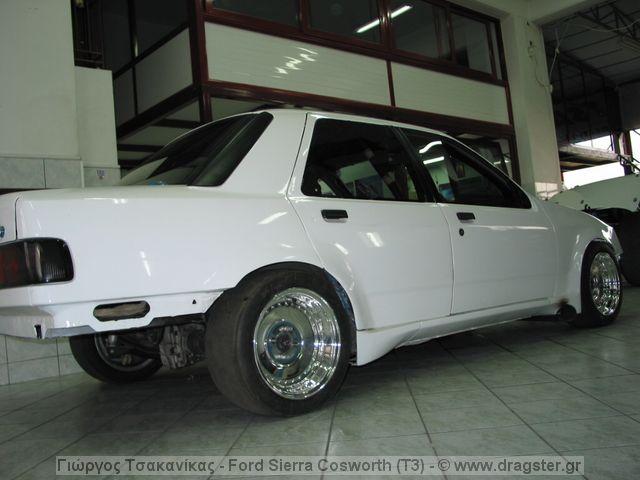 ford sierra dragster