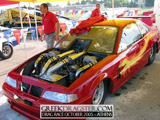 ΦΩΣΚΟΛΟΣ ΝΙΚΟΣ - BMW V8 © greekdragster.com - The Greek Dragster Site
