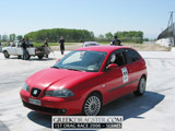 ���������� ��������� - Seat Ibiza 1.4 16V © greekdragster.com - The Greek Dragster Site