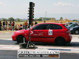 ���������� ��������� - Seat Ibiza 1.416V © greekdragster.com - The Greek Dragster Site